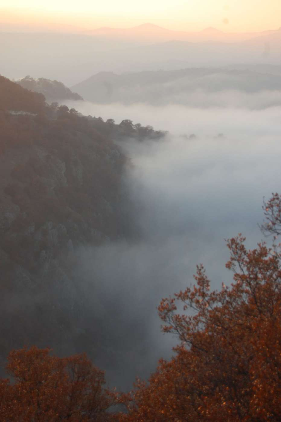 Пред Божикна планинарска прошетка Мариово-Трескавец 13