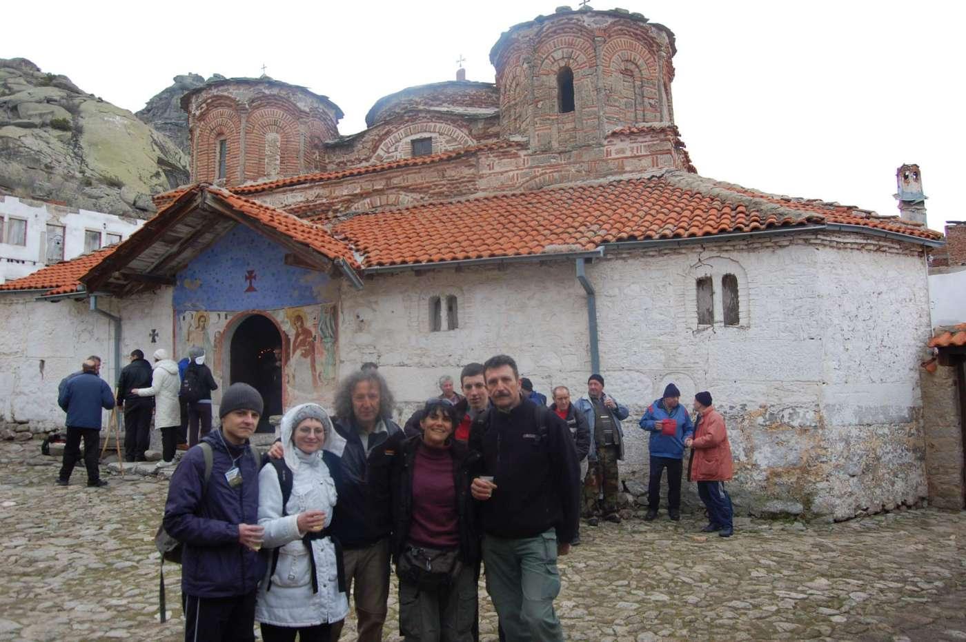Пред Божикна планинарска прошетка Мариово-Трескавец 15