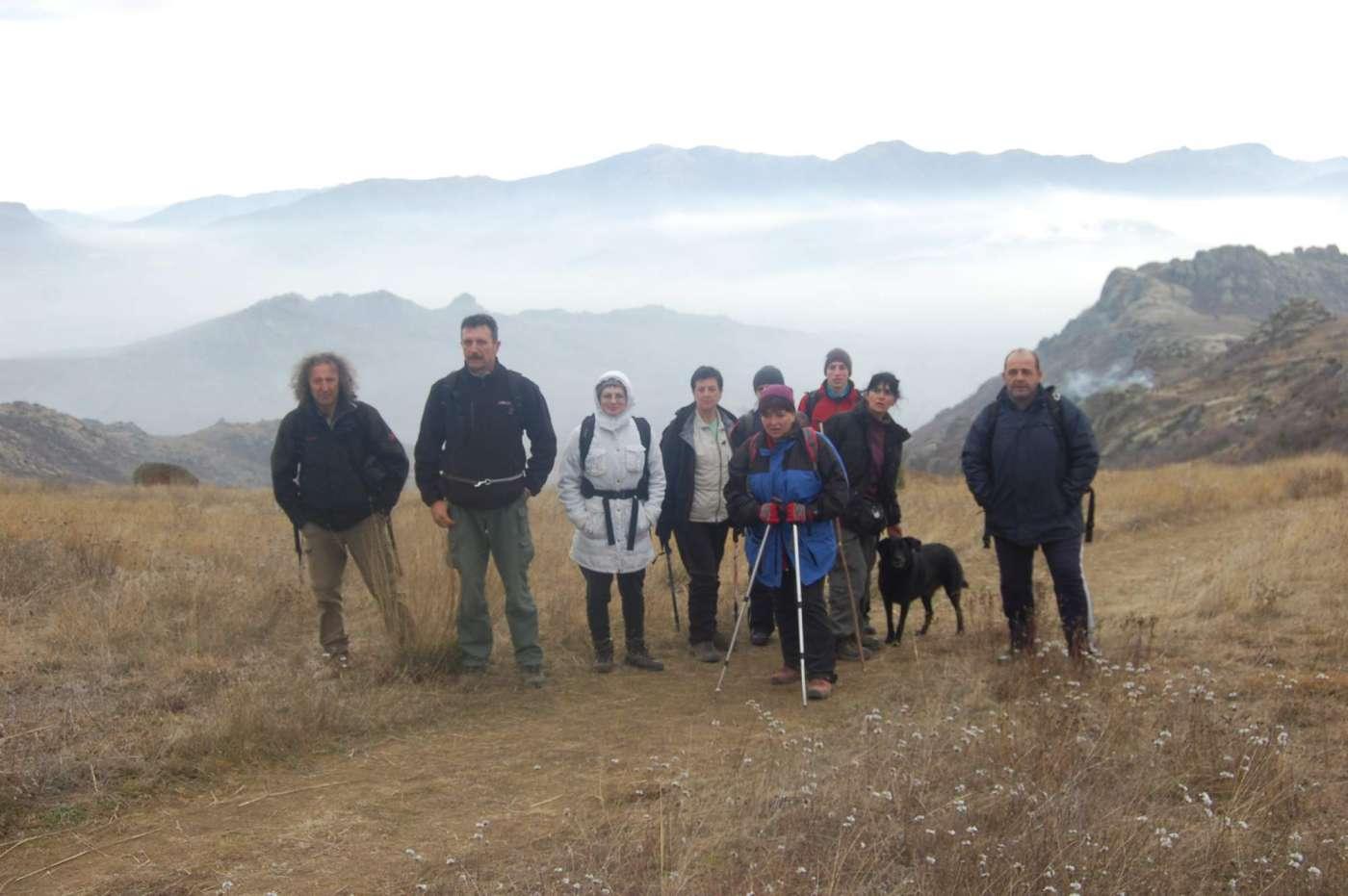 Пред Божикна планинарска прошетка Мариово-Трескавец 16