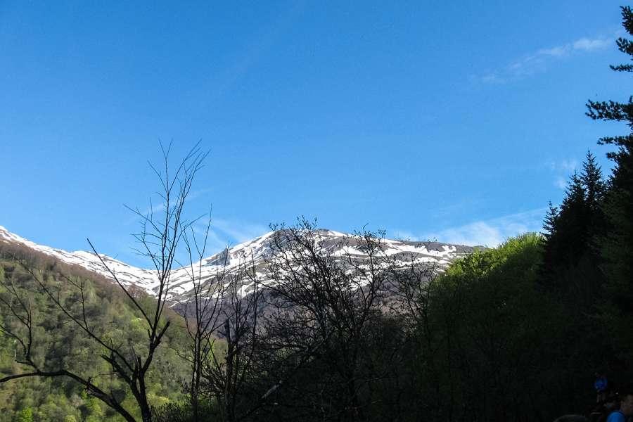 Пролетно искачување на Љуботен 2.499 мнв (03.05.2015) 2