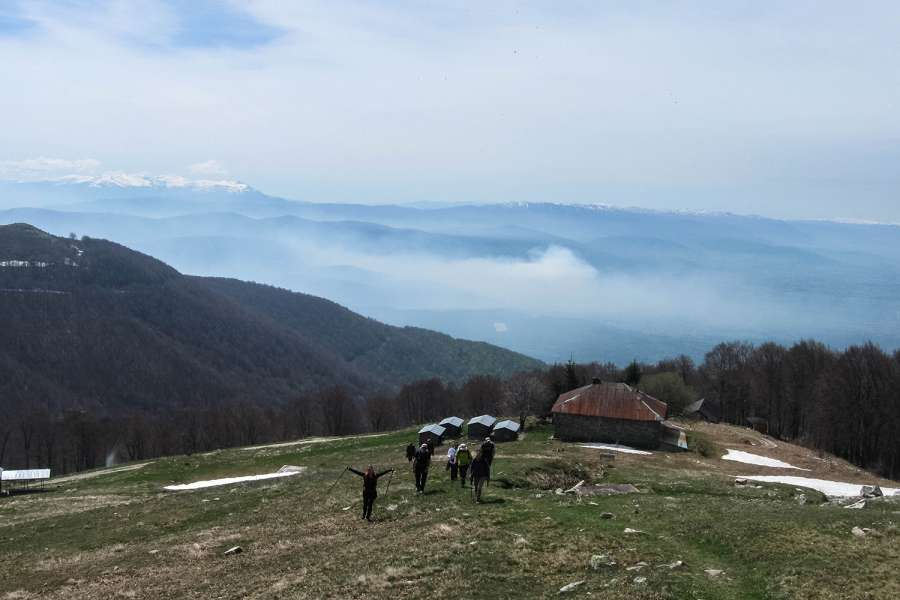 Пролетно искачување на Љуботен 2.499 мнв (03.05.2015) 5