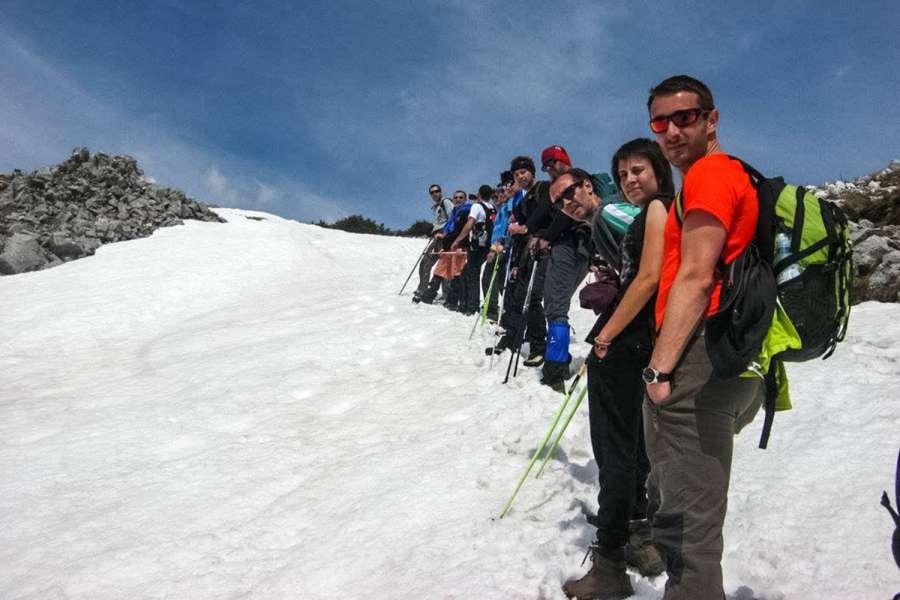 Пролетно искачување на Љуботен 2.499 мнв (03.05.2015) 7