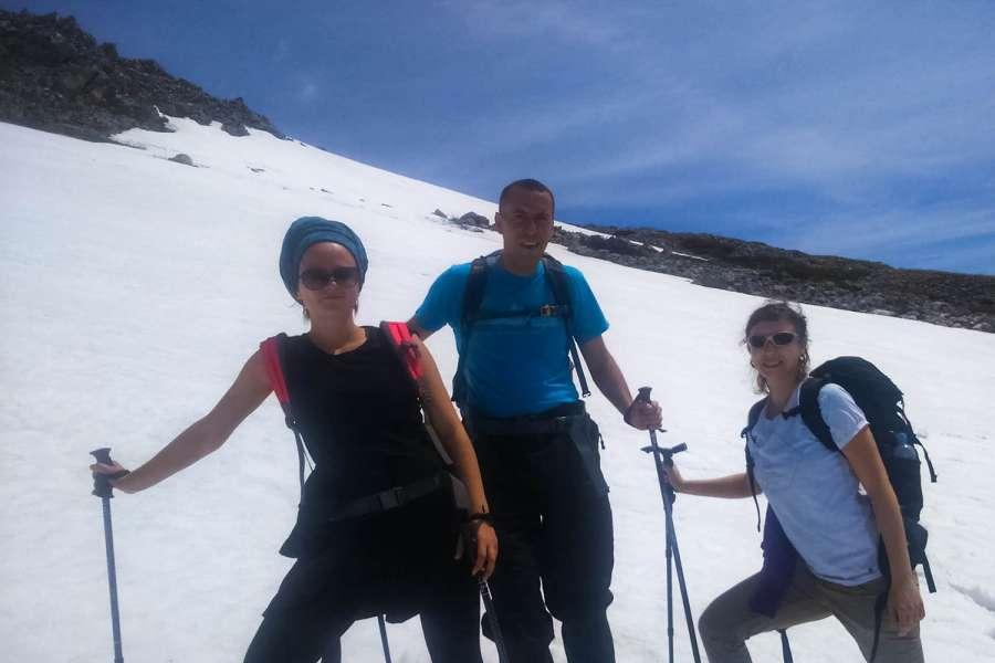 Пролетно искачување на Љуботен 2.499 мнв (03.05.2015) 9
