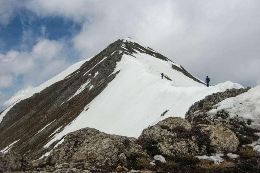 Пролетно искачување на Љуботен 2.499 мнв (03.05.2015) 13