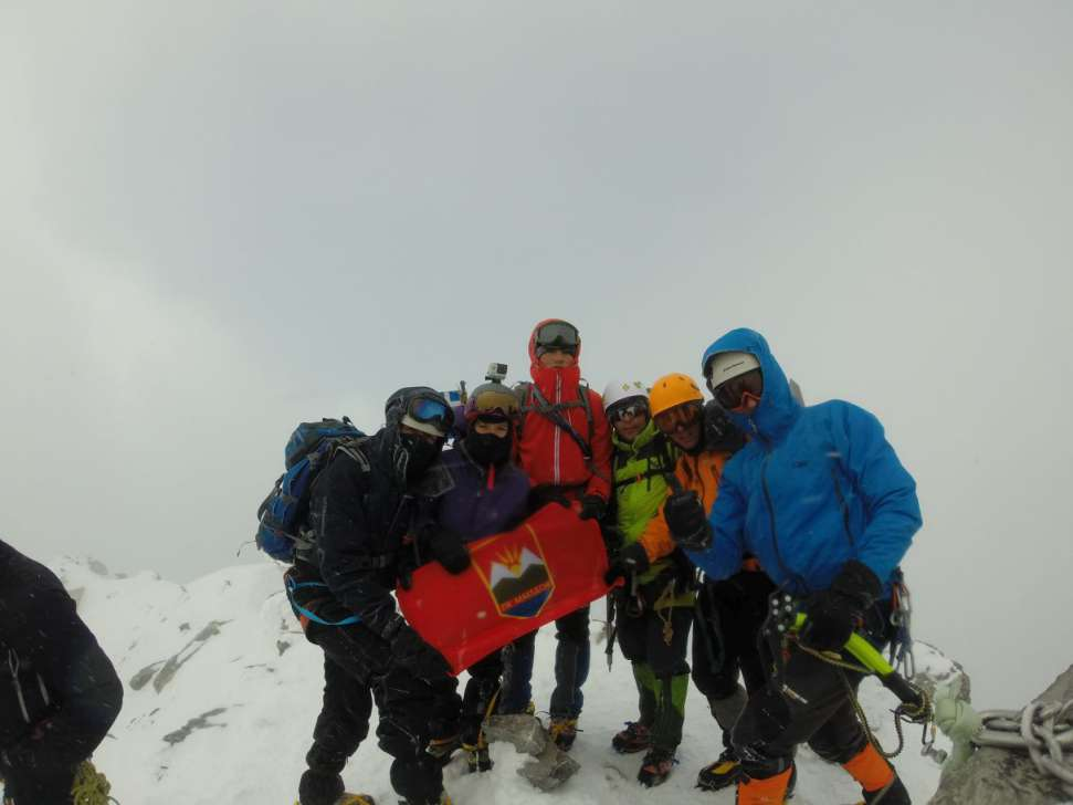 Зимско искачување на Олимп, 09-11.01.2015 9