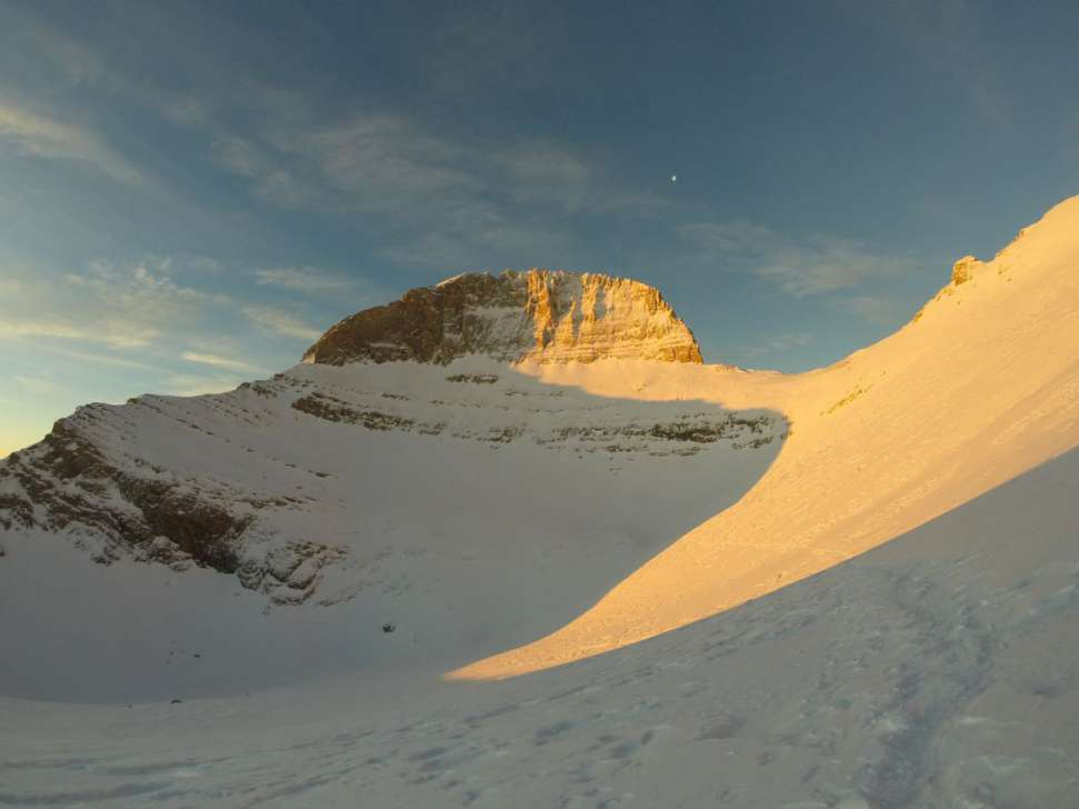 Зимско искачување на Олимп, 09-11.01.2015 11