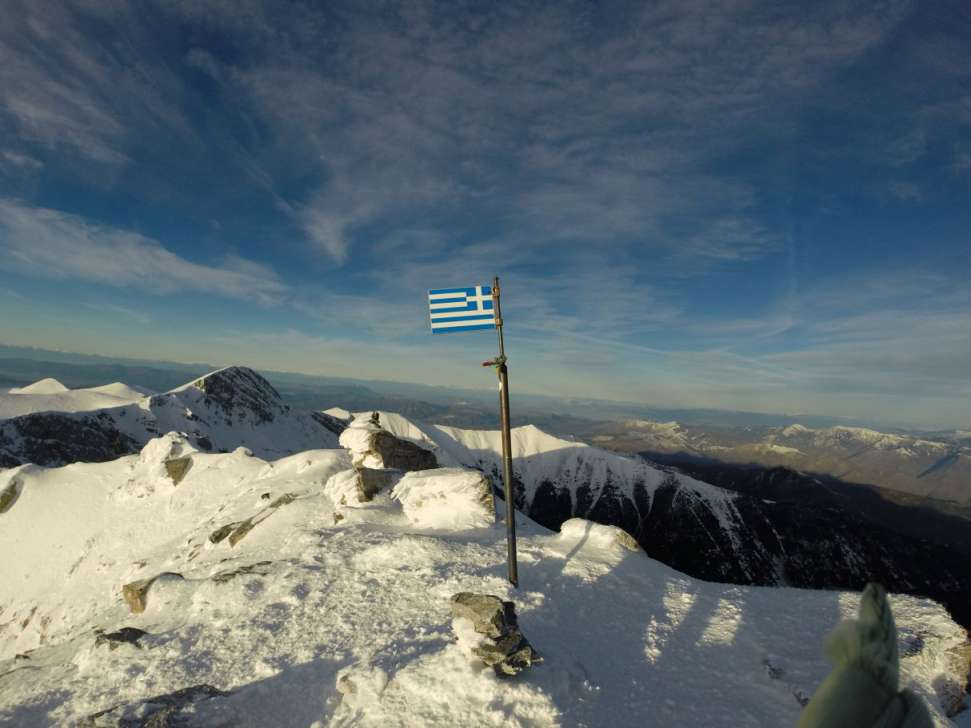 Зимско искачување на Олимп, 09-11.01.2015 12