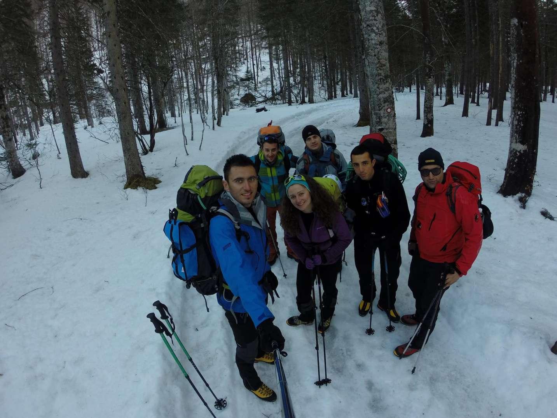 Зимско искачување на Триглав (12-15.03.2015) 1