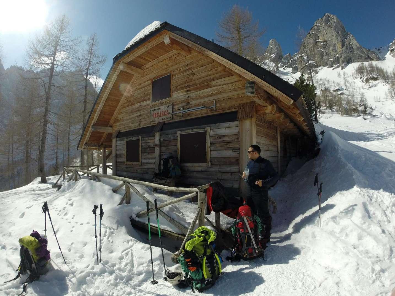 Зимско искачување на Триглав (12-15.03.2015) 3