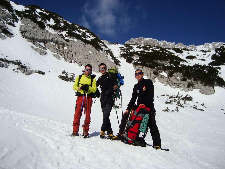 Зимско искачување на Триглав (12-15.03.2015) 4