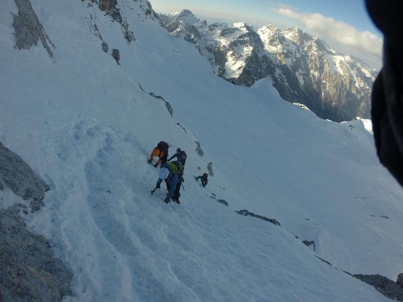 Зимско искачување на Триглав (12-15.03.2015) 8