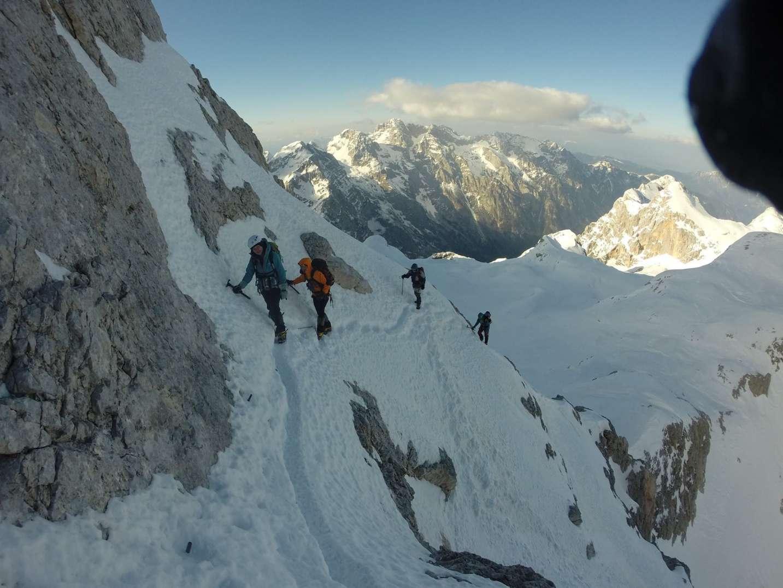 Зимско искачување на Триглав (12-15.03.2015) 9