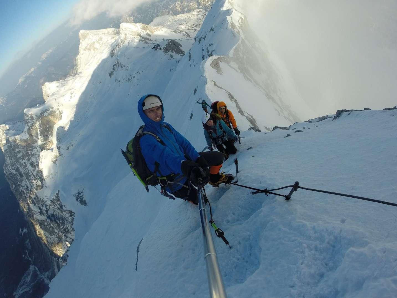 Зимско искачување на Триглав (12-15.03.2015) 14
