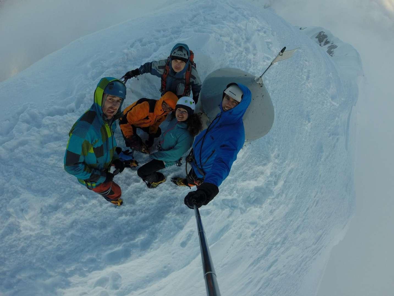 Зимско искачување на Триглав (12-15.03.2015) 18