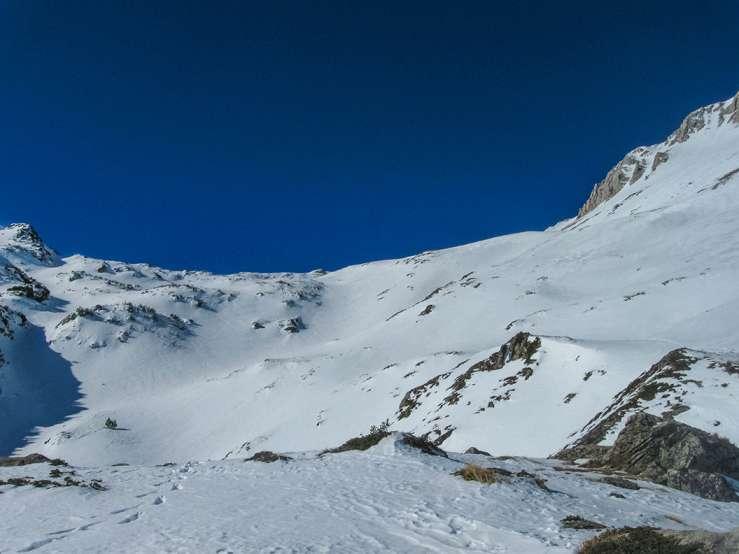 Искачување на Вихрен, Пирин планина, 16-18.01.2015 13