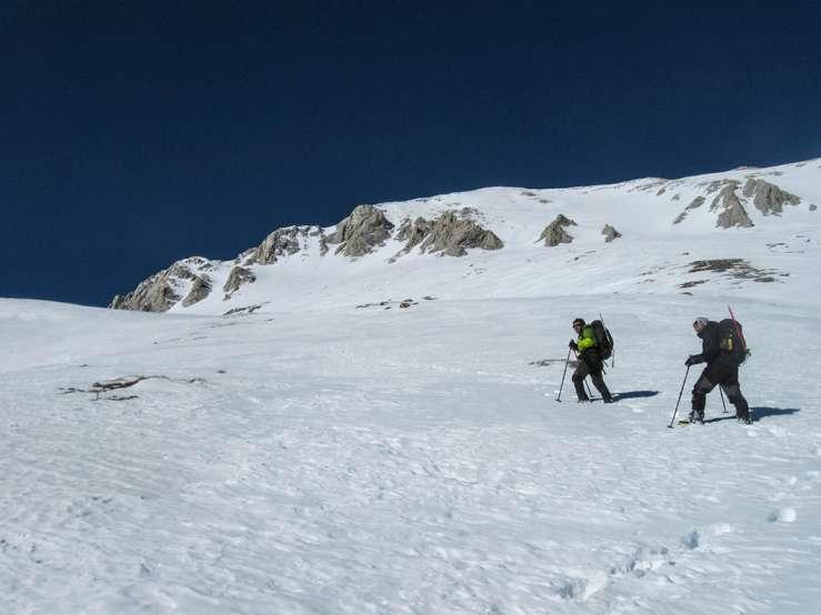 Искачување на Вихрен, Пирин планина, 16-18.01.2015 15