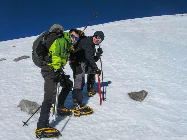 Искачување на Вихрен, Пирин планина, 16-18.01.2015 19