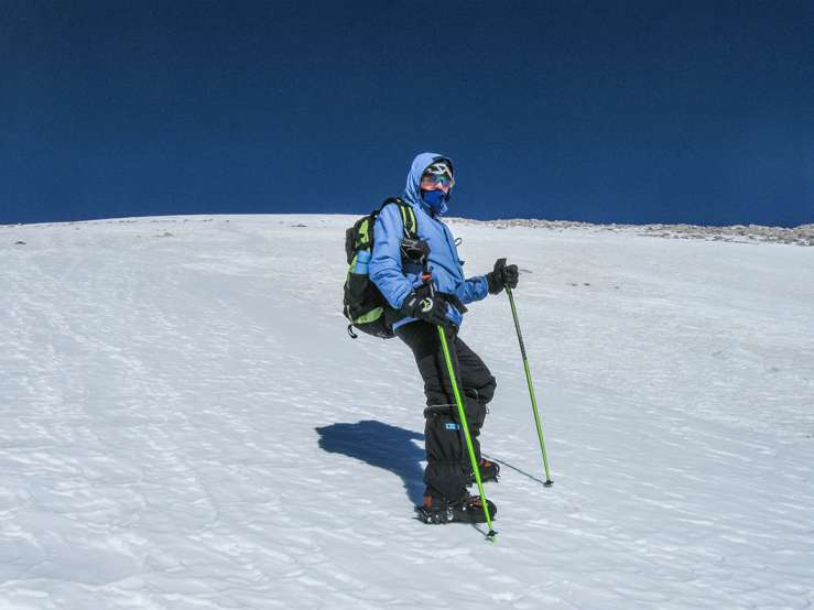 Искачување на Вихрен, Пирин планина, 16-18.01.2015 20