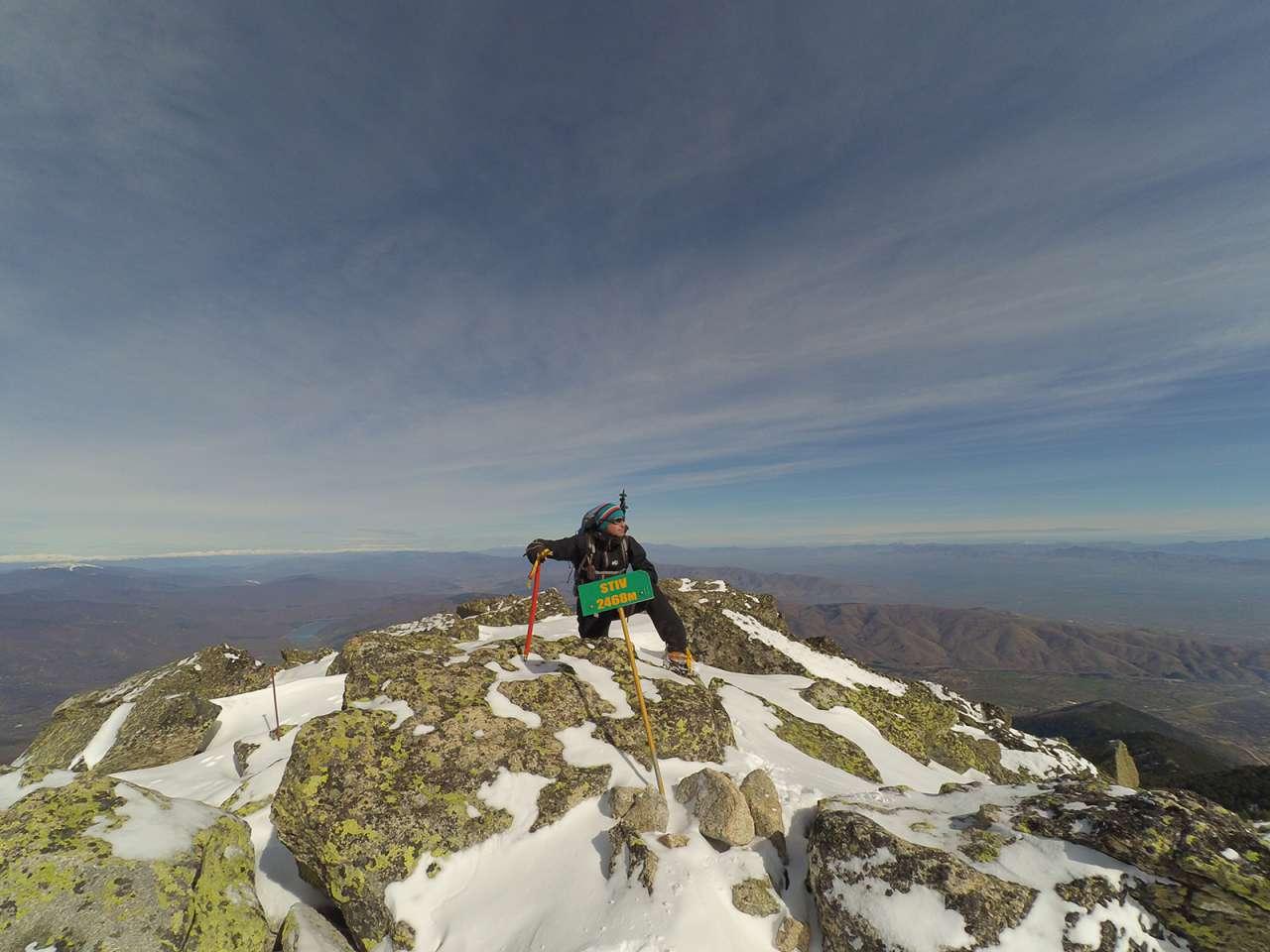 Зимско искачување на Пелистер (2601 мнв) – 21.02.2016 13