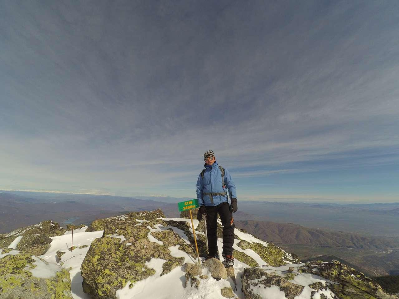Зимско искачување на Пелистер (2601 мнв) – 21.02.2016 14