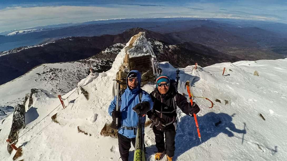 Зимско искачување на Пелистер (2601 мнв) – 21.02.2016 18
